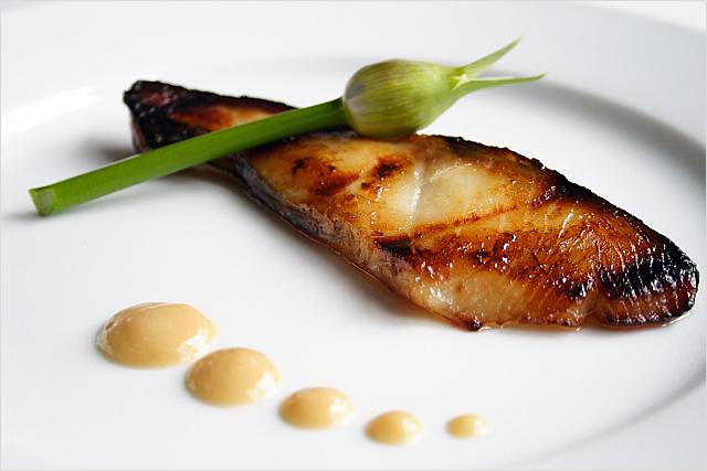 Sablefish Miso Glazed